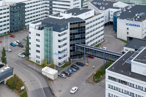 Toimitilat Tampere | Syke, Biokatu 8 | ulkokuva 1