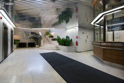 Toimitilat Helsinki | Pasilanraitio 9b | aula