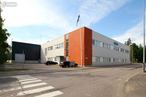 Toimitilat Vantaa | Mestarintie 8 | ulkokuva 2