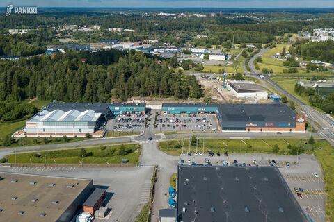 Toimitilat Turku   Turun Biolinja 20   ulkokuva 1