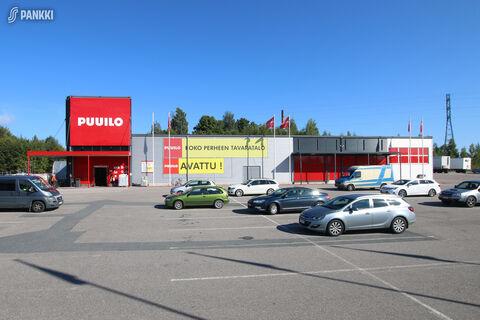 Toimitilat Tampere | Tampereen Sellukatu 8 | ulkokuva 1