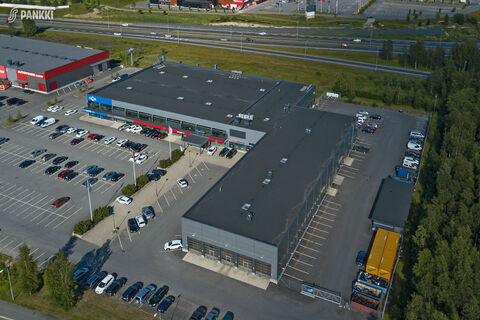 Toimitilat Oulu | Oulun Pauketie 4 | ulkokuva 2