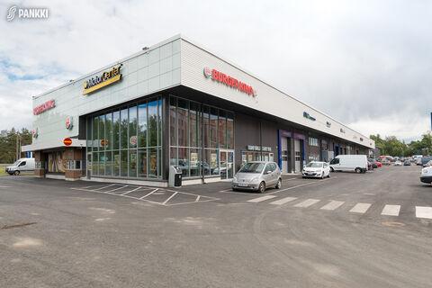 Toimitilat, Helsinki   Isonpellontie 7, Motorcenter Oulunkyla   julkisivukuva3