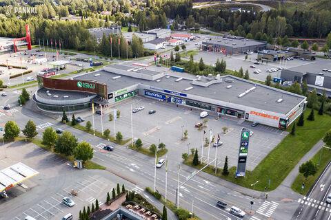 Toimitilat, Hämeenlinna | Tiiriönsuontie 2 | ilmakuva1