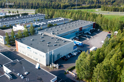 Toimitilat Vantaa | Mestarintie 8 | ulkokuva 1