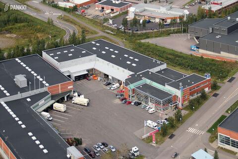 Toimitilat, Vantaa   Porttisuontie 7   ilmakuva