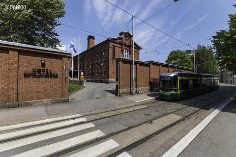 Toimitilat Helsinki | Merikasarminkatu 1 | Hotel Katajanokka | ulkokuva2