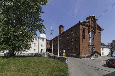 Toimitilat Helsinki | Merikasarminkatu 1 | Hotel Katajanokka | ulkokuva3