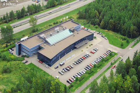Toimitilat, Vantaa | Kaivokselantie 9 | ilmakuva