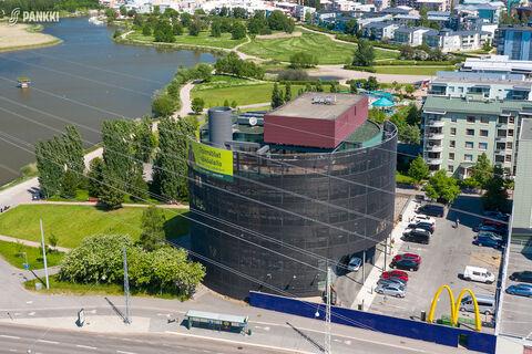 Toimitilat Helsinki | Paciuksenkatu 29 | ulkokuva 2