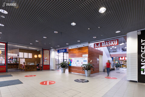 Toimitilat, Vantaa   Porttisuontie 4, Porttipuiston Liikekeskus   sisakuva4