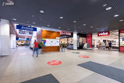 Toimitilat, Vantaa   Porttisuontie 4, Porttipuiston Liikekeskus   sisakuva5