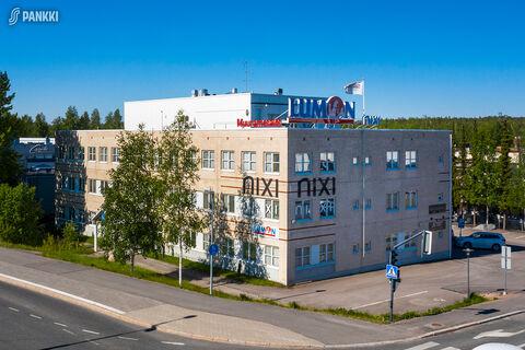 Toimitilat Espoo | Finnoon Portti | maakuva 1