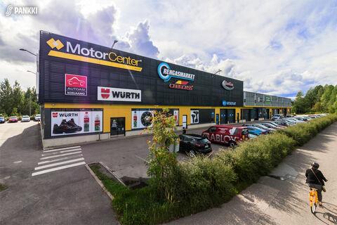 Toimitilat, Vantaa   Motor Center Koivuhaka, Tikkurilantie 98   ulkokuva4