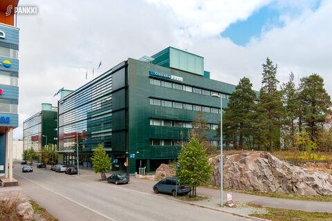Toimitilat Helsinki   Pasilan Visio 1, Televisiokatu 1-3   julkisivukuva 1