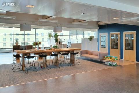 Toimitilat Espoo, Linnoitustie 2a, Quartetto Business Park Basso, sisakuva1