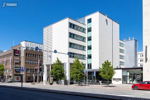 Toimitilat Lahti | Aleksanterinkatu 24 | maakuva1
