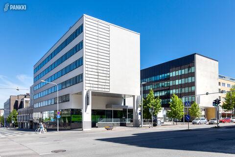Toimitilat Lahti | Aleksanterinkatu 24 | maakuva2