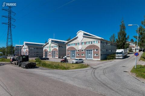 Toimitilat Vantaa | Koivuhaantie 3-5 | maakuva1