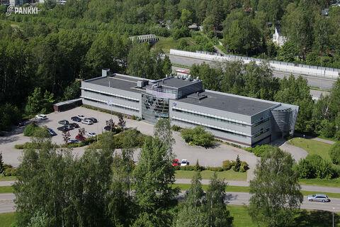 Toimitilat Espoo | Westendinkatu 7 | ilmakuva