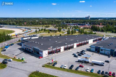 Toimitilat Seinäjoki | Rengastie 2 | ilmakuva