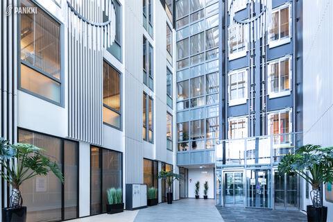 Vantaa Toimitilat | Plaza Business Park Tuike | aula