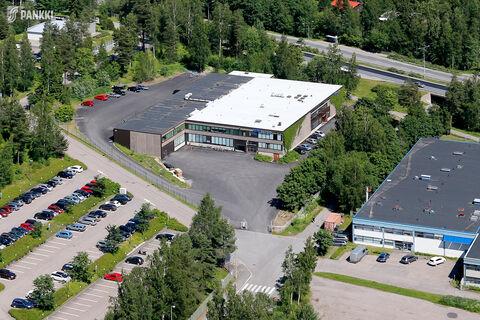 Toimitilat Vantaa   Karhunkierros 6   ilmakuva