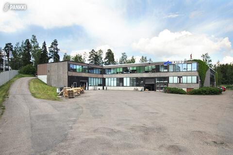 Toimitilat Vantaa   Karhunkierros 6   maakuva