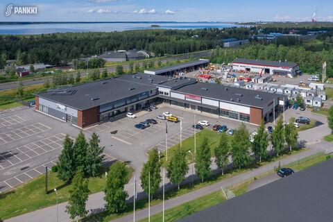 Toimitilat Oulu   Takojantie 1   ilmakuva